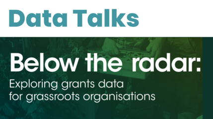 Data Talks: Below the Radar Report