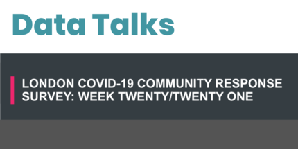 Data Talks London Community Response Survey