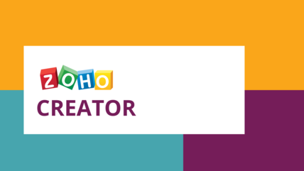 Zoho Creator review